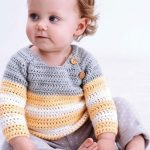 Baby's Crochet Top Pattern