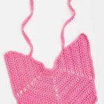 Bella Bambini Crochet Baby Bib Free Pattern