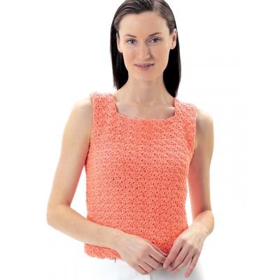 Crochet Tops ⋆ Page 8 of 26 ⋆ Crochet Kingdom (128 free crochet ...