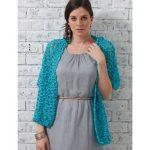 Patons Summer Stole Free Crochet Pattern