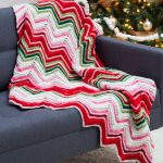 Ripples of Joy Throw Free Crochet Blanket Pattern