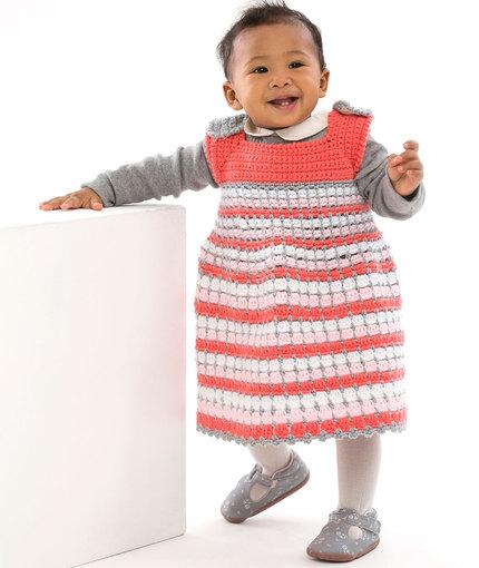 Artisan Baby Jumper dress
