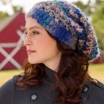Charming Slouchy Hat Free Crochet Pattern