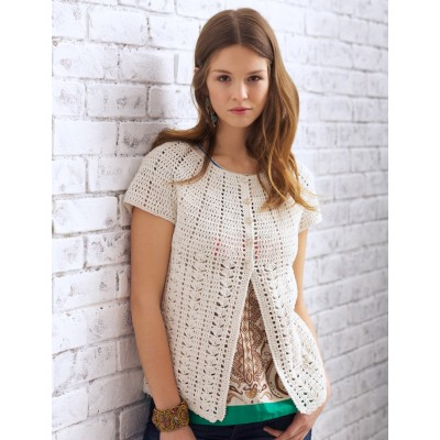 Free Crochet Cardigan Patterns For Summer Archives Crochet