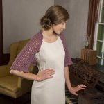 Downton Abbey Edwardian Lace Shrug Free Download