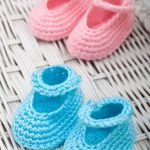 Dress-Up Booties Free Crochet Pattern