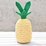 Free Crocheted Pineapple Pattern