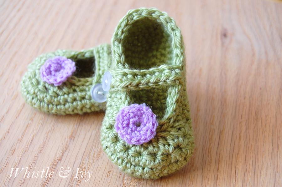 Booties Page 12 Of 15 Crochet Kingdom 75 Free Crochet Patterns