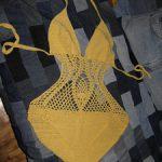 Pineapple Monokini