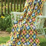 Sunny Day Flowers Free Crochet Pattern