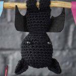 Amigurumi Crochet Bat Pattern