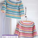 Child's Crochet Jumper Pattern