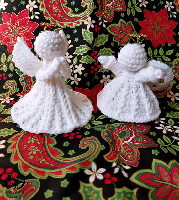 Christmas Angel Free Crochet Pattern ? Crochet Kingdom