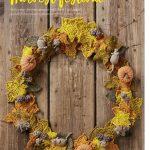 Harvest Garland Crochet