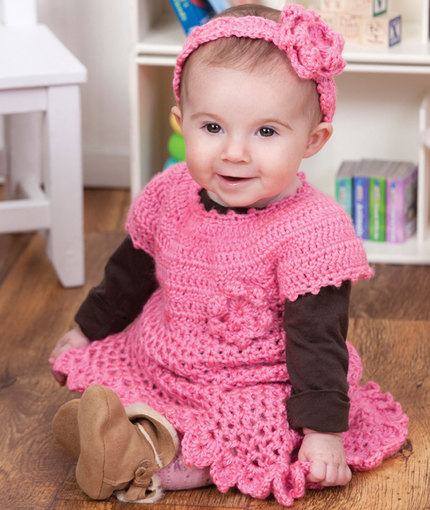 little-sweetie-dress-headband-set-crochet-pattern