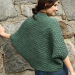 Oscilla - a crocheted shrug free pattern