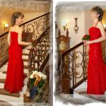 Pinwheel wedding dress free crochet pattern