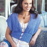 Versatile Vest Crochet Pattern