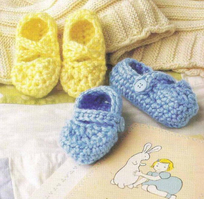 little-booties-to-crochet