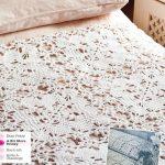 Vintage bedspread crochet pattern