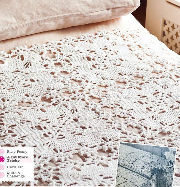 Free Crochet Bedspread Patterns Archives Crochet Kingdom 2 Free