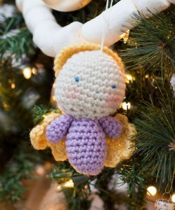 Free Crochet Christmas Ornaments