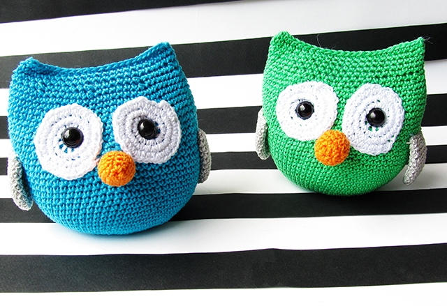 Amigurumi Owl Crochet Patterns Free : Amigurumi Owl free to Crochet ? Crochet Kingdom