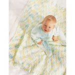 Baby Afghan Free Easy Baby's Blanket Crochet Pattern