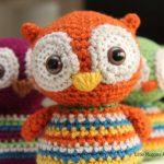 Baby Owl Free Pattern Crochet Amigurumi