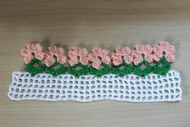 Flower Border Crochet Pattern And Tutorial Crochet Kingdom