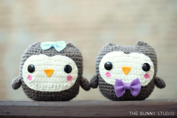 Amigurumi Owl Crochet Patterns Free : Free Crochet Pattern: Owl Amigurumi ? Crochet Kingdom
