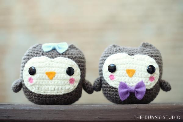 Free Crochet Pattern: Owl Amigurumi
