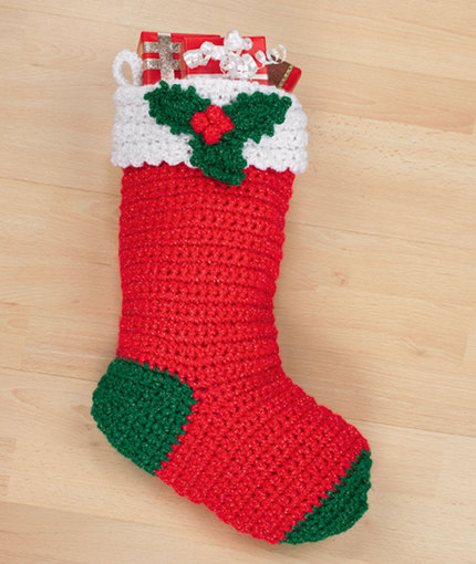 Over 20 Free Crochet Christmas Stocking Patterns 21 Free Crochet