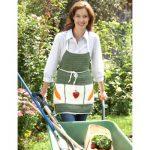 Garden Apron Free Easy Women's Crochet Pattern
