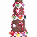 Gingerbread Tree Pattern