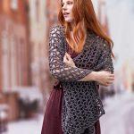 Glamorous Wrap Free Crochet Pattern