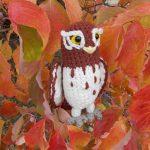 Gylfie the Elf Owl Free Crochet Pattern