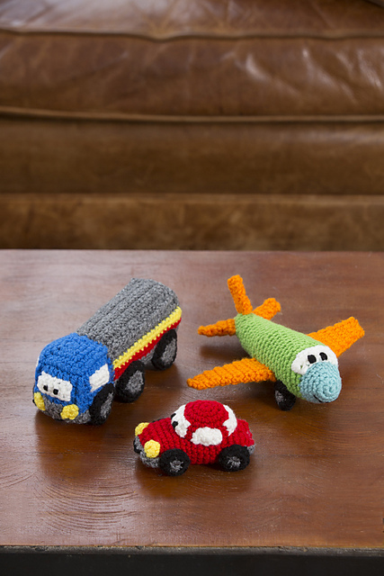 Free Knitting Patterns Car : Free Amigurumi Patterns and Crochet Toys ? Crochet Kingdom (175 free crochet ...
