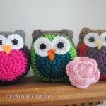 Little Guy Stuffed Owl Cuddly Free Crochet Pattern