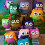 Little Owl to Crochet