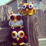 Mini Owlet Free Crochet Pattern