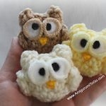 Nugget the Lil' Owl Free Crochet Pattern