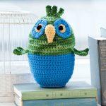 Ollie the Owl Free Crochet Pattern