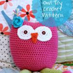Owl Toy Crochet Pattern Free