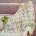 Pastel Baby Granny Blanket Pattern