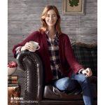 Patons Soft Drape Kimono Crochet Jacket