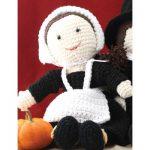 Pilgrim Lily Doll Free Crochet Pattern