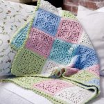 Refreshing Throw Free Crochet Pattern for Baby
