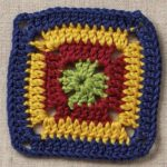 Simple Square to Crochet