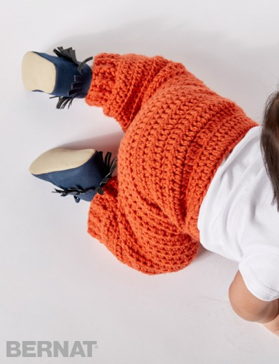 Smarty Pants Free Easy Baby Clothing Crochet Pattern